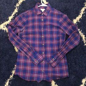 J.crew factory button down shirt